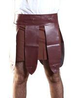 Roman Gladiator Adult Skirt Trojan Warrior Men Russell Crowe Maximus Costume New
