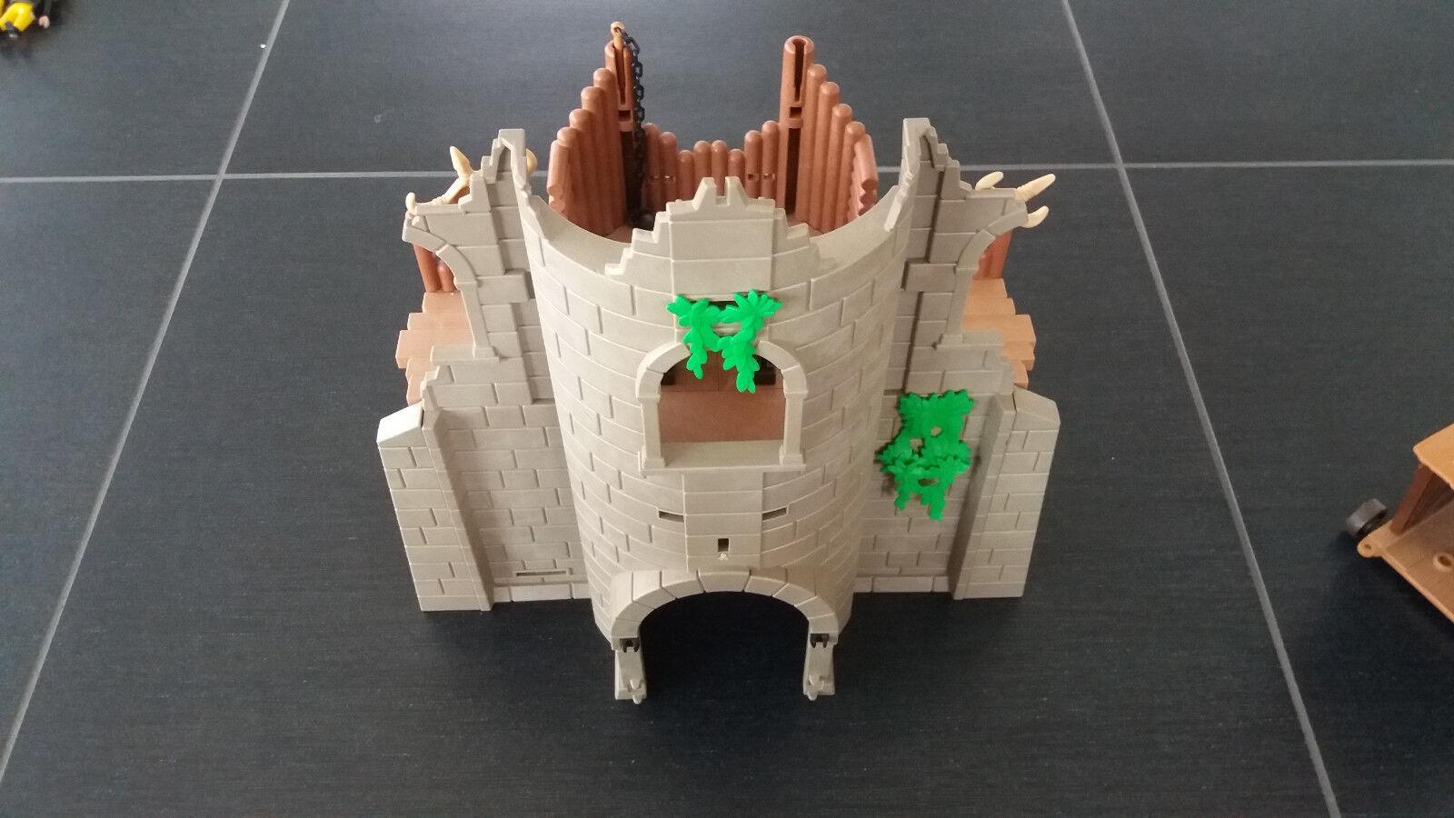 PLAYMOBIL   Riesiges Konvolut   Ritter   Pferde   Burg   Turm   Waffen      Heißer Verkauf