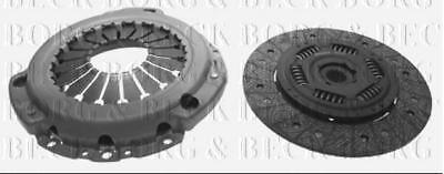 BORG /& BECK  Clutch Kit 2 Part For Land Rover Freelander MG ZT-T Rover 75 CDTI