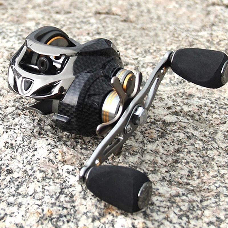 18+1BB BAITCASTING REEL SPEED 6.3 1 independent brake system Lightweight Metal