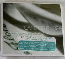 VARIOUS ARTISTS - CAFE' DE FLORE - CD Sigillato