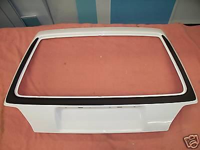 vw golf mk2 gti g60 8v 16v boot tailgate vinyl decal new. Black Bedroom Furniture Sets. Home Design Ideas