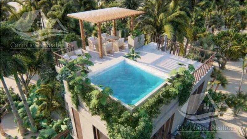 Hotel en Venta en Tulum Riviera Maya