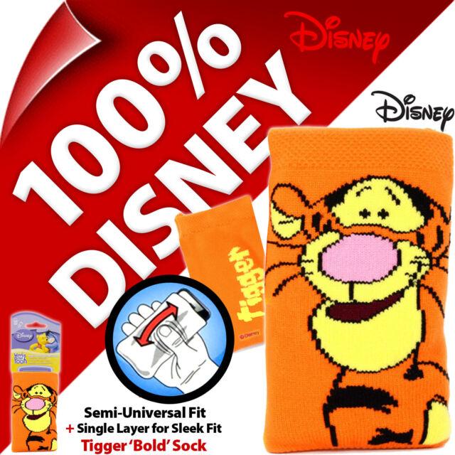 Disney Tigger Téléphone Mobile MP3 Sock Case Cover étui pour iPhone 4 4 s 5 5 S 5 C se
