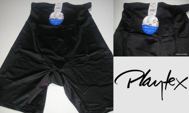 b05fff3a40328 Playtex Second Skin Waist Thigh Shaper U985S Anti Slip Waistband 16 18 SAVE   20!