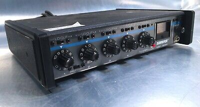 Shure M267 Eb-tonmischer Wie Sqn 3 Batterie+netz Pure And Mild Flavor Audio For Video