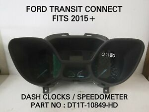 FORD-TRANSIT-CONNECT-DASH-CLOCKS-SPEEDOMETER-FITS-2014-DT1T-10849-HD