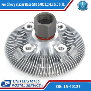 Engine-Radiator-Cooling-Fan-Clutch-for-Chevrolet-GMC-2-2L-4-3L-5-0L-5-7L-2626-US