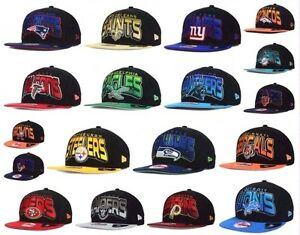 New-Era-NFL-Authentic-9FIFTY-950-Snapback-All-Colors-Original-Fit-Hat-Cap