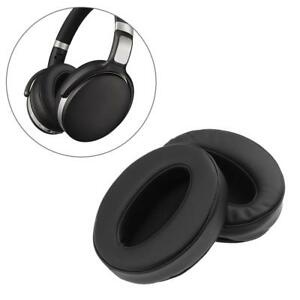 10407755749 Image is loading 2pcs-Replacement-Ear-Pads-Parts-for-Sennheiser-HD-