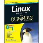 Linux All-In-One for Dummies (R), 5th Edition by Emmett Dulaney (Paperback, 2014)