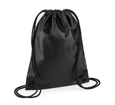 Kunstleder Gymsack Turnbeutel Sportbeutel Gym Bag Beuteltasche Moderne Techniken