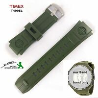 Timex Replacement band T49951 Expedition Shock XL - T49983 T49982 T49980 T49950