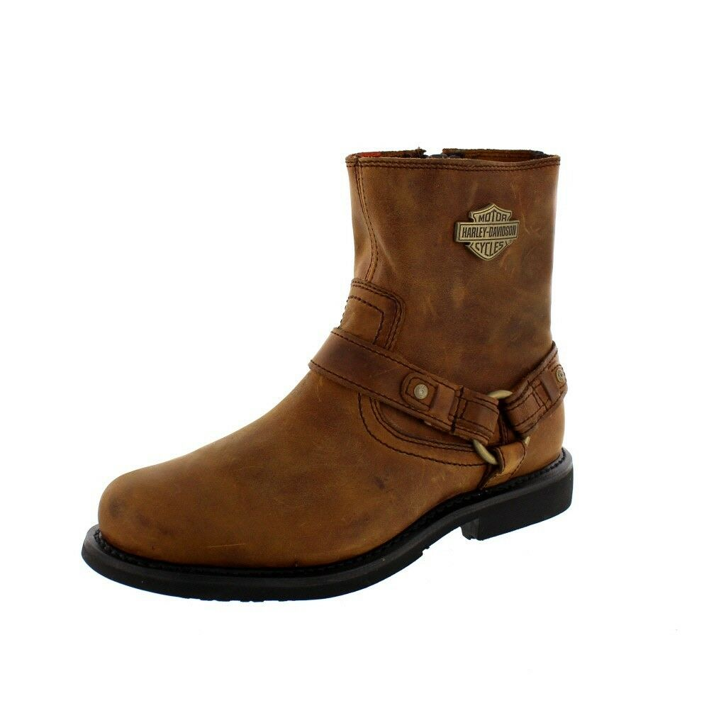 Harley Davidson Hombre - botas Scout - D95263 - Marrón