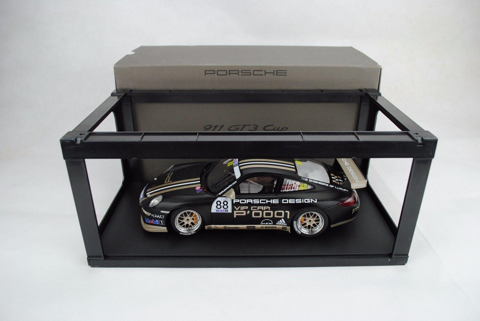 1 18 AUTOart  WAP021125 - PORSCHE 911 GT3 CUP  88   Dealer - RAR - wie Neu RAR  | Neuartiges Design