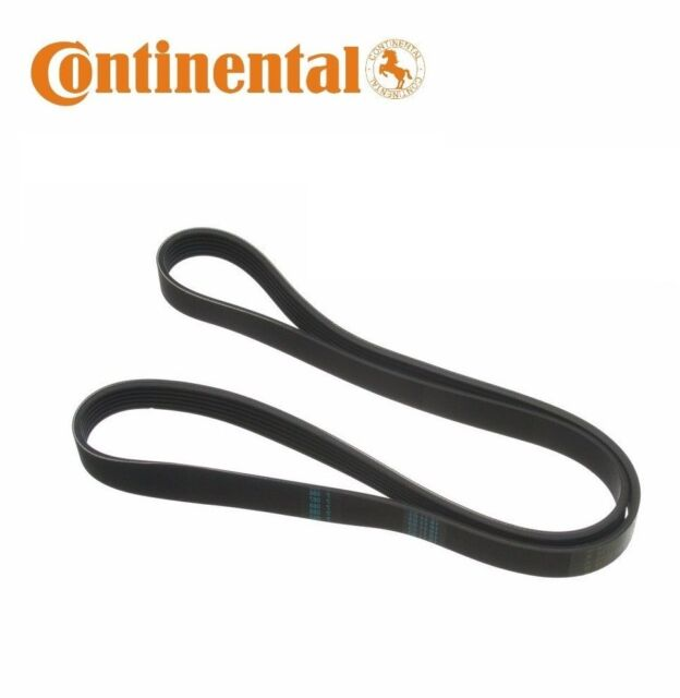 2 OEM Serpentine Drive Belt kit A//C+Alternator Water Pump For BMW 06-10 M5 M6
