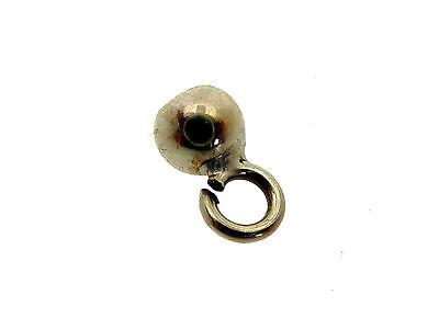 # 122 # Endkapsel Para Collar De Perlas 925er Sterling Plata Por El Joyero-distribuidor-Ändler Es-es Agradable Al Gusto