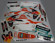 SALE Graphics kit KTM SXF 2016 2017 SX-F 450 250 EXC 2017 DECAL STICKER MX