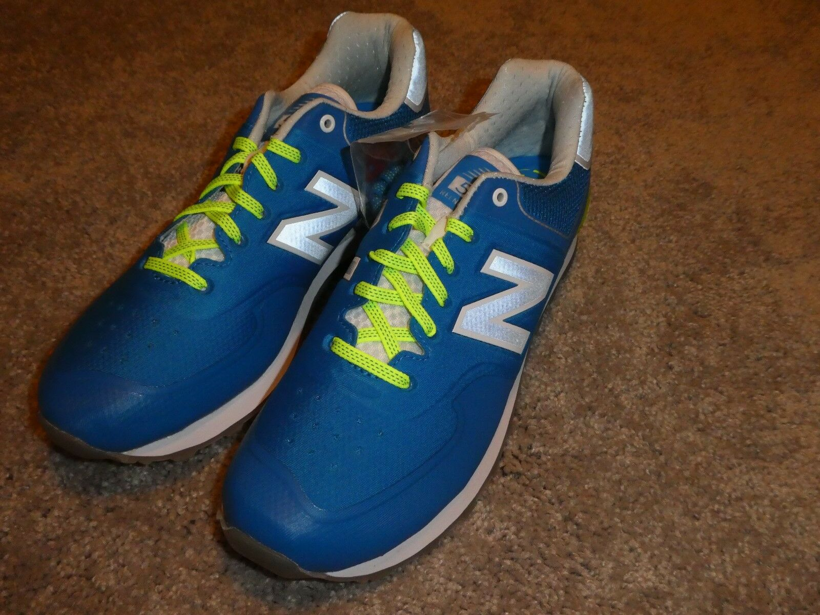 New Balance Hombre Zapatos MTL574AL tamaño 9.5 estilo 574 Azul
