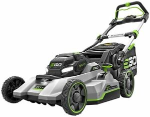 "EGO LM2130SP Select-Cut Multi-Blade 21"" Cordless Self-Propelled Mower ( Battery"