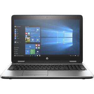 """HP ProBook 650 G2 - Intel Core i5 6200U - 8Go DDR4 - 256Go SSD - 15.6"""" LED"""