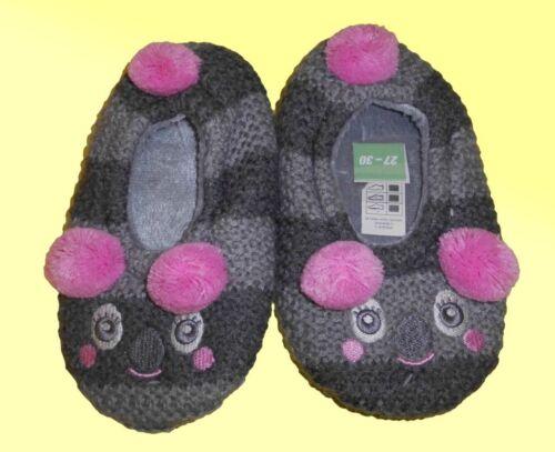 Fille des cabanes Chaussures Chaussons Chaussette Chaussures Maison ballarinas 27-37 nouveau
