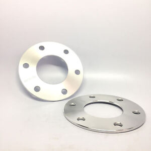 """2pc 3/16"""" 5mm Hubcentric Wheel Spacers For Toyota 4Runner T100 Truck 6x5.5"""