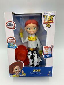Toy Story 4 Jessie Disney Pixar Talking Jessie Brand New