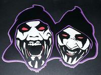 Twiztid Hoods Mostasteless Die Cut Icp Insane Clown Posse Rare Jersey Madrox