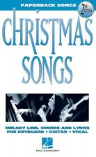 Christmas Songs 2nd Edition Sheet Music Paperback Songs Book NEW 000240208