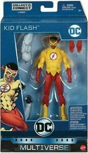 DC-MULTIVERSE-WALLY-WEST-KID-FLASH-6-034-ACTION-FIGURE-TITANS-LOBO-WAVE-10
