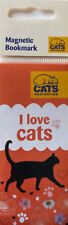 Cats Protection Magnetic Bookmark