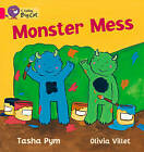 Monster Mess: Band 01b/Pink B by Tasha Pym (Paperback, 2012)