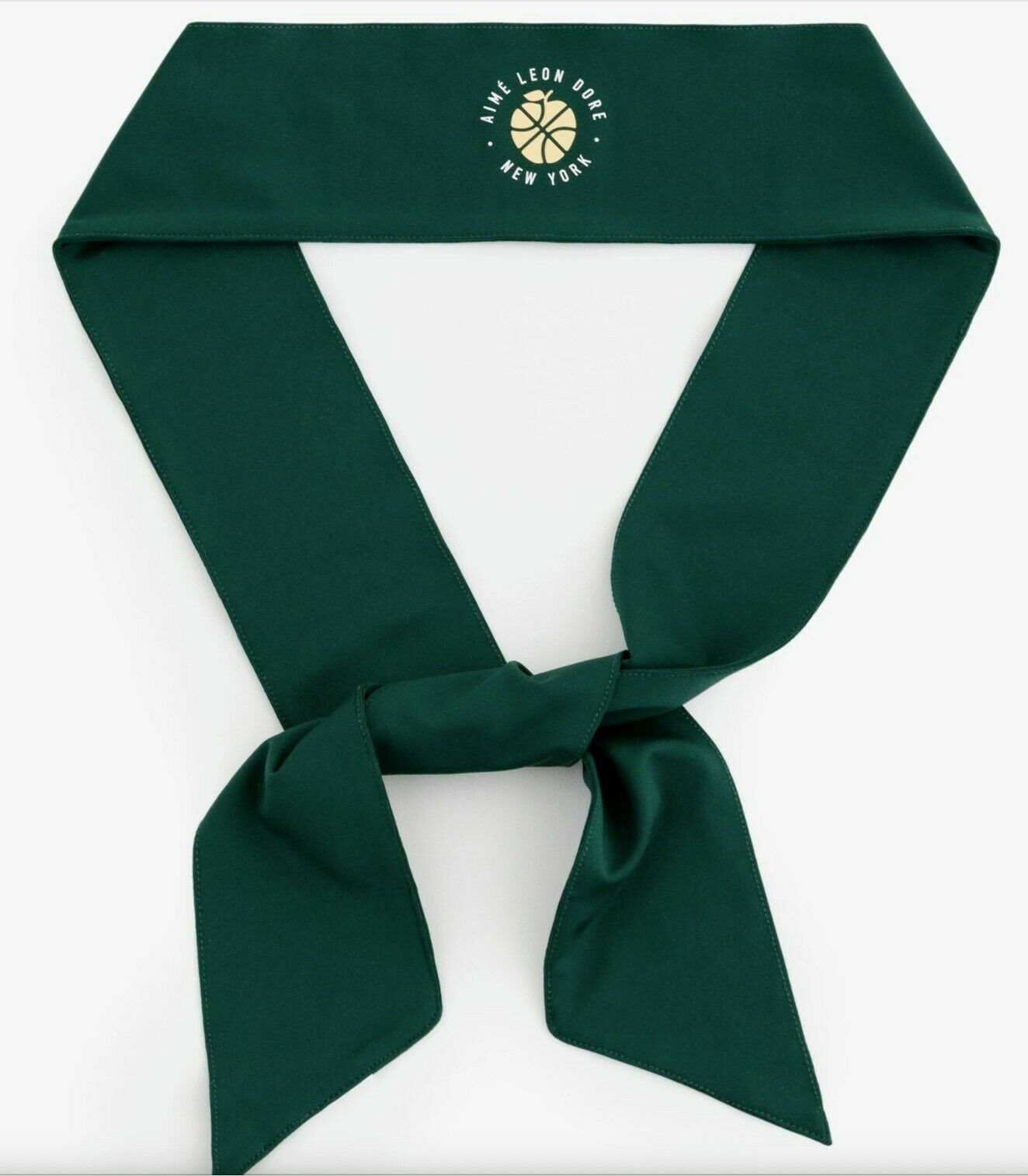 Aime Leon Dore New Balance NB 550 Head tie Green 100% Authentic headband