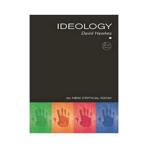 Ideology by David Hawkes
