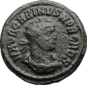 CARINUS-w-Victory-from-Jupiter-or-Carus-Ancient-284AD-Ancient-Roman-Coin-i71247