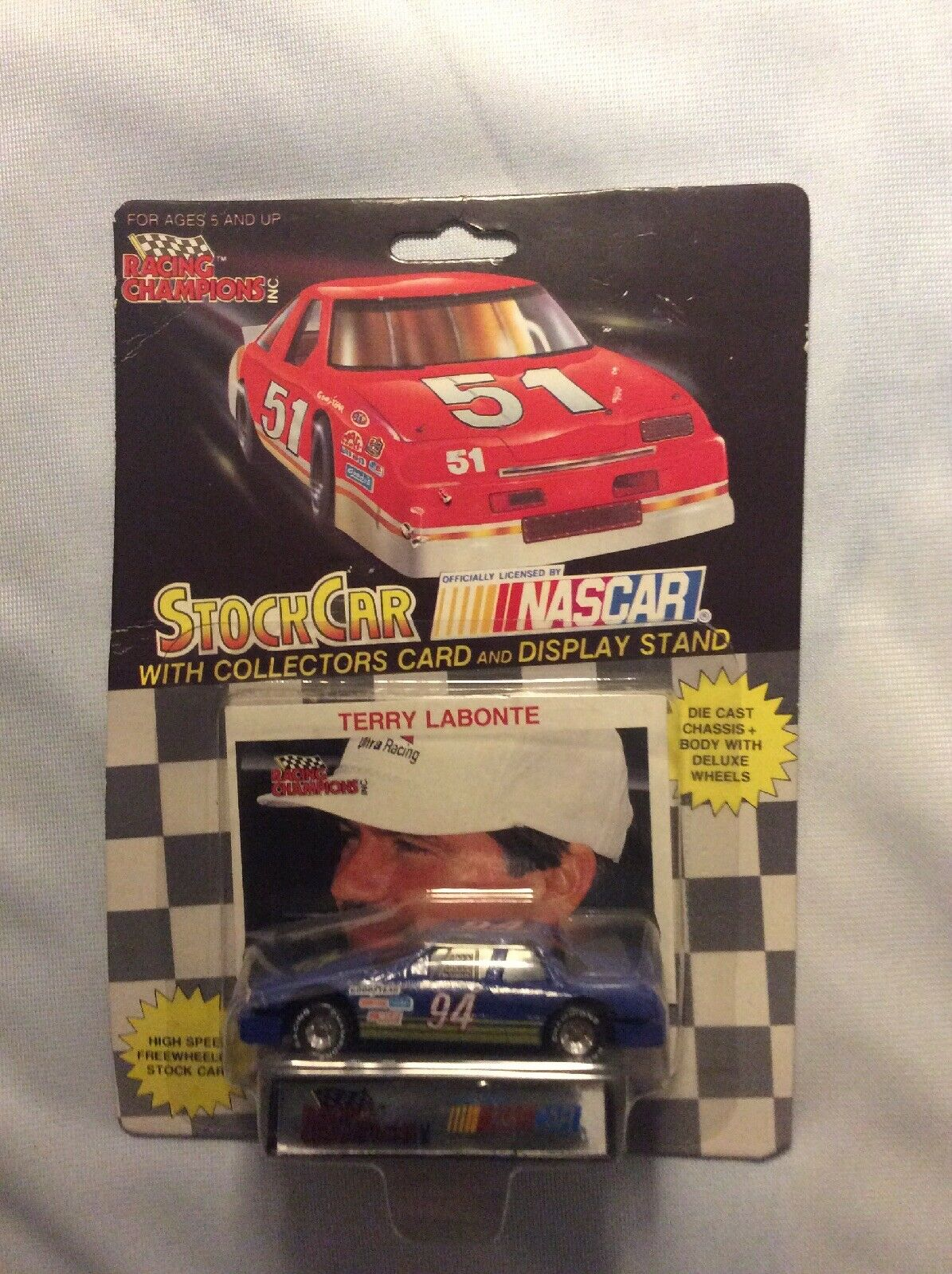 Terry Labonte Racing Legends Collectible Die Cast