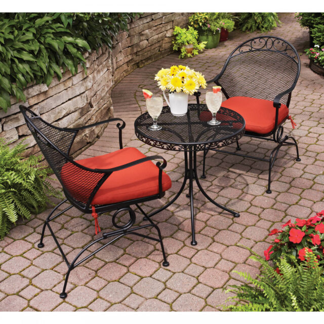 Outdoor Patio Bistro Chairs