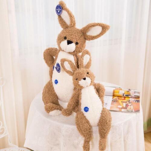 plush toy stuffed doll cartoon animal model forest rabbit hare bunny baby 1pc