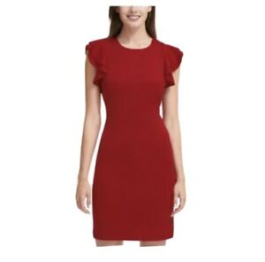 tommy hilfiger fitted dress