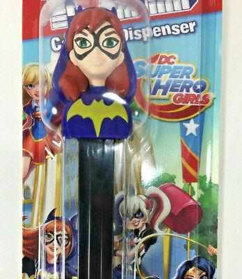 Cello Poly Bag DC Super Hero Girls Pez Dispenser HARLEY QUINN