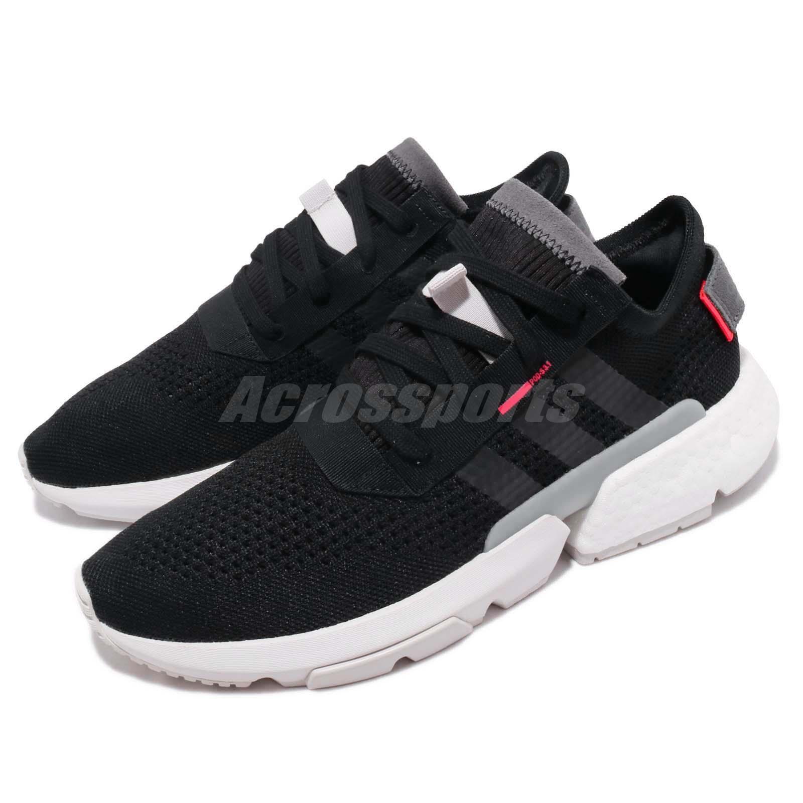 Adidas originale Pod -S3.1 Boost schwarz rot Weiß männer laufen schuhe Turnschuhe BD7877