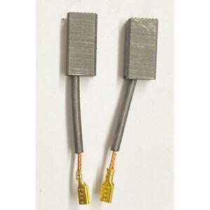 Paire Qualcast Tondeuse à Gazon Moteur électrique Carbone Brosses 19 mm x 5 mm x 4 mm