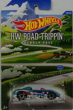 HW Road Trippin K4 Ocean Road Rivited 1:64 Hot Wheels USA CBJ03