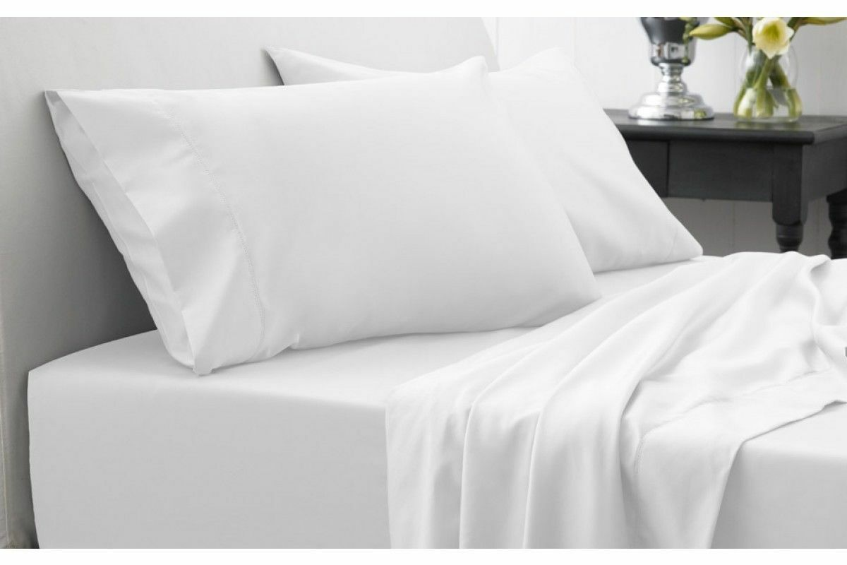 Duvet Set Sheet Set Fitted 1000 Thread Count New Egyptian Cotton White color
