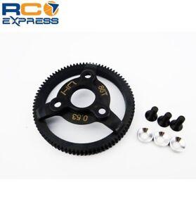Hot-Racing-Traxxas-2wd-Rustler-Slash-Stampede-48p-Steel-86t-Spur-Gear-STE886