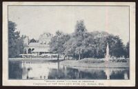 Postcard HOLLAND Michigan/MI  Rusk Co Dainty Dutch Delicacy Promo Ad 1910's