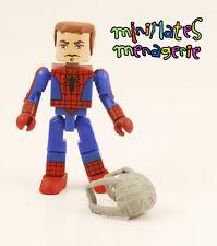 Marvel Minimates Series 4 Unmasked Spider-Man