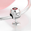 Love-Wine-Charm-Bead-European-Sterling-Silver-Ruby-Red-Crystal thumbnail 2