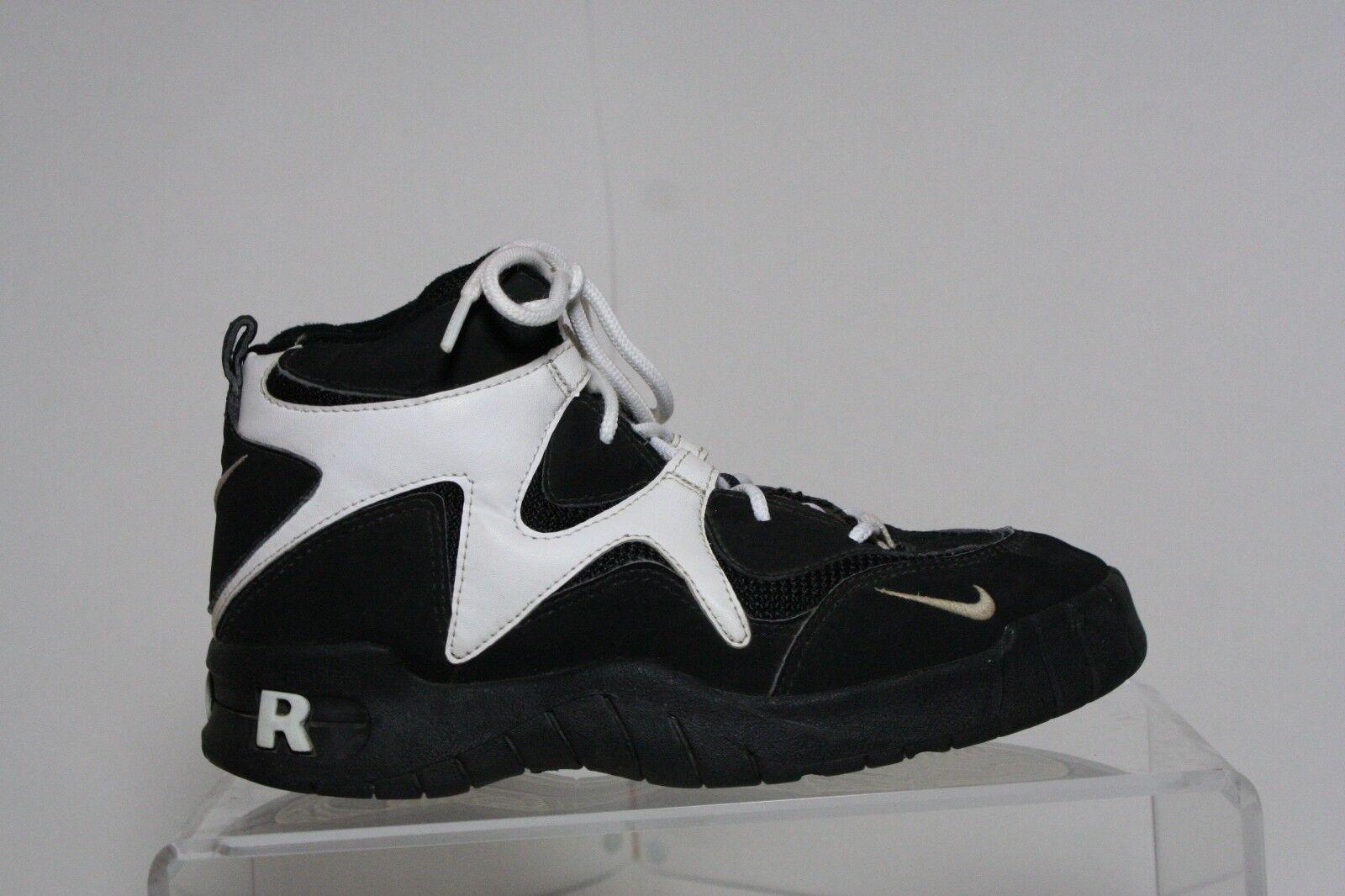 Nike Nike Nike Air Burn 1996 VTG OG Training Sneaker Multi Black White Women 9.5 Athletic 02a7f0